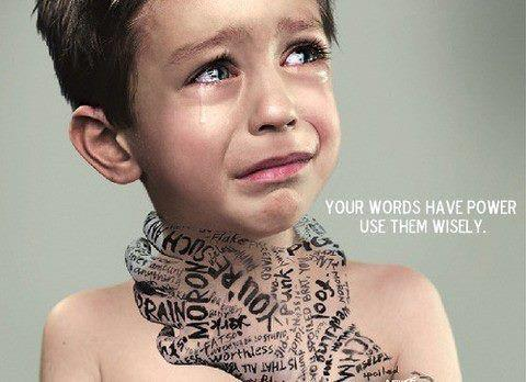 your words have power use them wisely home picture